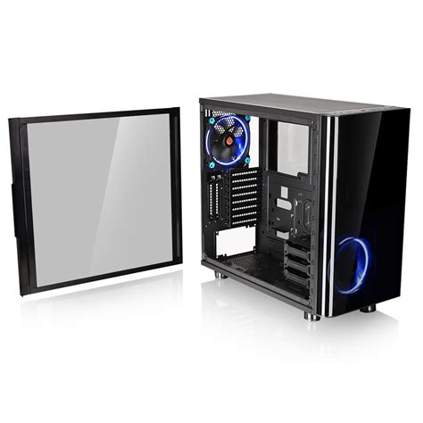 thermaltake view 31 fan controller thermaltake view 31 tempered glass edition mid tower