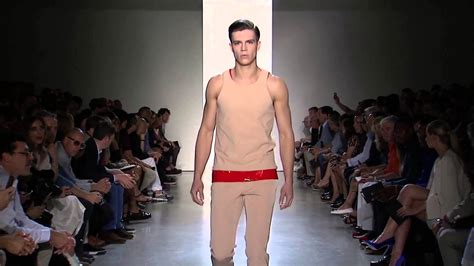 Dress Premium By Catwalk by Calvin Klein Collection S 2015 Runway Show