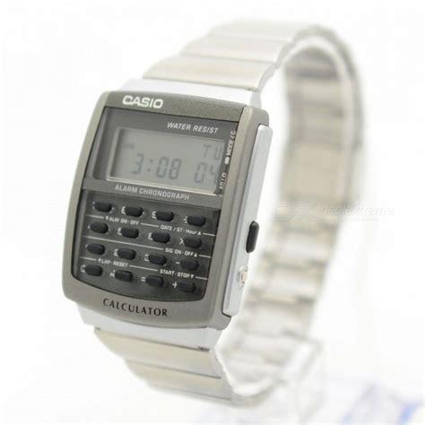 Casio Ca 506 1df casio ca 506 1df quartz w calculator silver grey free shipping dealextreme