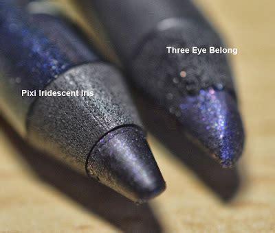 Eyeliner Silver Pixy deluxe pixi endless silky eye pen iridescent iris