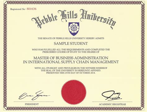 Mba Degree Canada by Dba Your Terminal Degree In Business Pebble