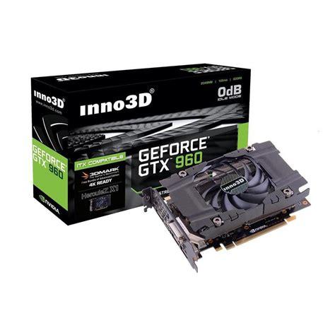 Msi Vga Card Nvidia Gtx960 2gb inno3d geforce gtx960 2gb compact carte graphique inno
