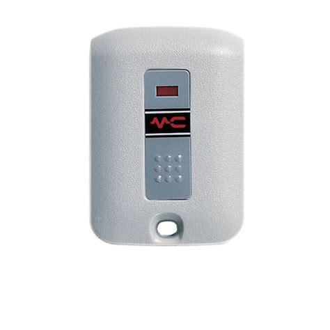 Multi Code Garage Door Remote Multi Code 3070 Keychain Gate Garage Door Opener 1 Button Remote Linear Mcs307010 Multicode