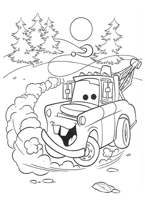 Cars Coloring Pages Coloring Pages To Print Pixar Coloring Pages
