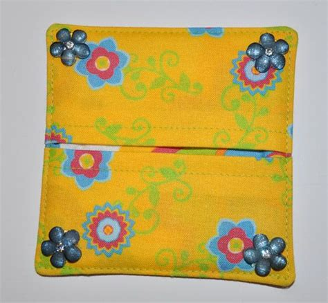 pattern for fabric wine coasters another great fabric wine coaster tutorial gift ideas