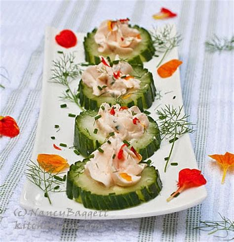 cool canapes fancy schmancy cool as a cucumber canap 233 s tips on