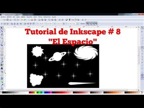 tutorial en inkscape video tutorial en espa 241 ol de inkscape 8 single tech games