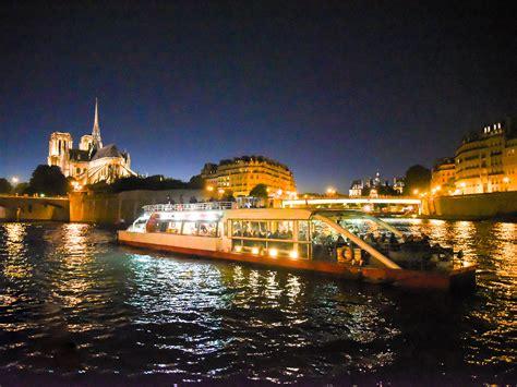 bateau mouche night cruise night cruise in paris quot la parisienne quot