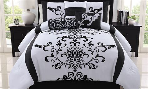 camille 7 piece comforter set deal of the day groupon