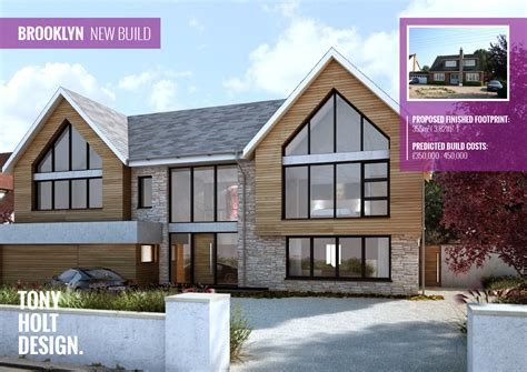 new build house designs uk brooklyn new build tony holt design