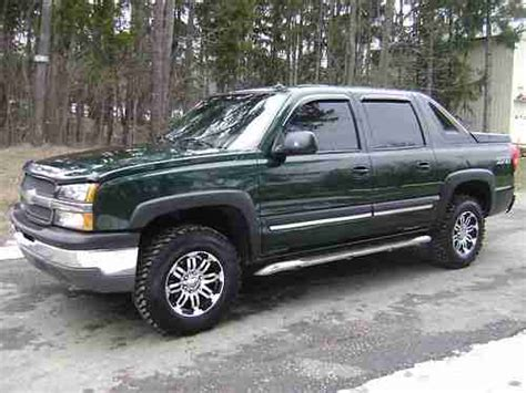 buy used 2004 chevrolet avalanche 1500 z71 crew cab pickup 4 door 5 3l in almond new york find used 2004 chevrolet avalanche 1500 z71 crew cab pickup 4 door 5 3l in almond new york