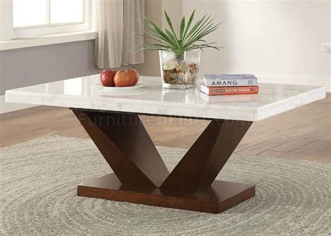 walnut coffee and end table set forbes coffee table end table 3 pc set 83335 in walnut