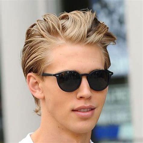 blonde hairstyles  men  haircuts  boys