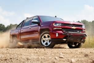 Chevrolet Truck Models List 2018 Silverado 1500 Truck Chevrolet