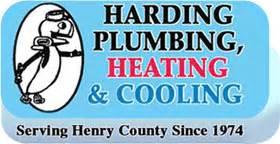 Hardings Plumbing harding plumbing heating cooling mcdonough ga