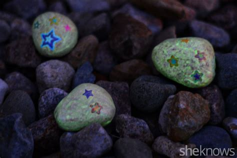 Glow Rocks Garden 4 Rock Garden Ideas To Make With Your