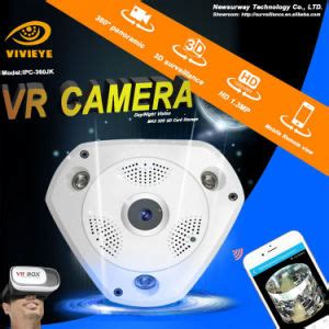 Vr 3d Ip Wireless Fish Eye Vr 360 Panoramic 1 3mp china hd 960p wireless 3d vr 360 degree fisheye ip