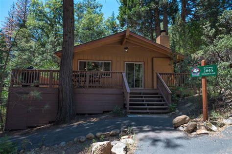 cabin yosemite national park evergreen cabins for rent in yosemite national park