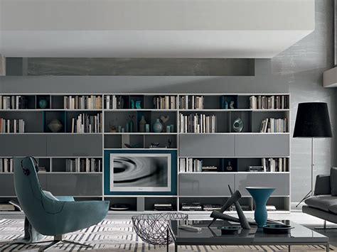 libreria soggiorno moderno arredamento soggiorno moderno 2015