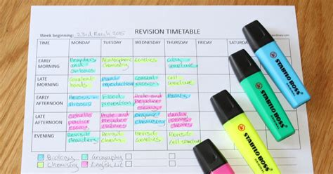 revision planning kickstarter program to get you stellar