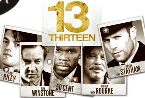 13 film jason statham download 13 trailer starring jason statham mickey rourke and 50