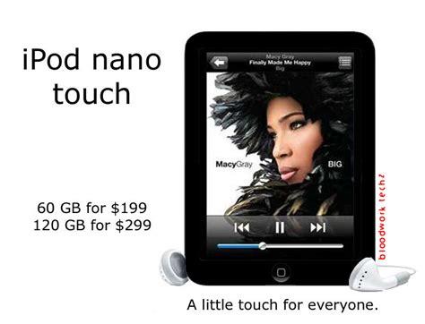 Ipod Nano Get A Touch Of Bovine by Ilounge Error