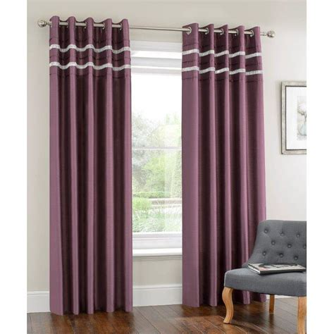 pleated curtains for sale diamante pleated fully lined curtain 46 x 54 quot home b m