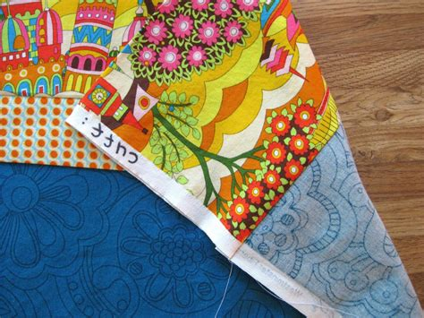 pattern for roll up pillowcase scrapyard how to make a rolled pillowcase