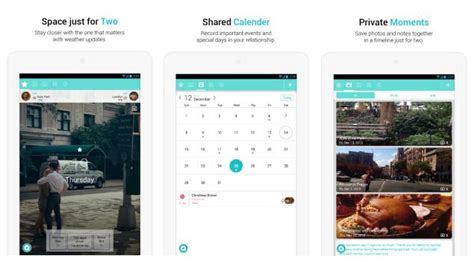 Calendar App For Couples Between A Tight Networking App Designed For Couples