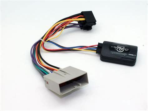 stereo con comandi al volante interfaccia comandi al volante ford con radio 4500