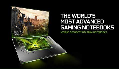 game design notebook geforce gtx 900m geforce