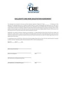 Non Solicitation Agreement Template non solicitation agreement template bestsellerbookdb