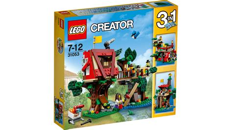 treehouse episodes 31053 treehouse adventures lego 174 creator products and