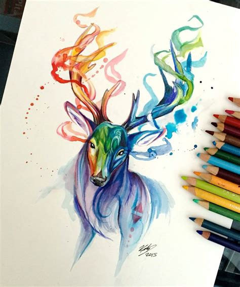 watercolor tattoo helsinki 42 best ideas images on stag