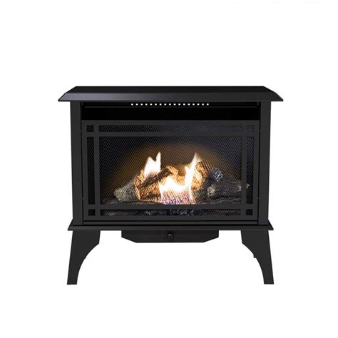 pleasant hearth gas or propane gas stove vfs ph30dt