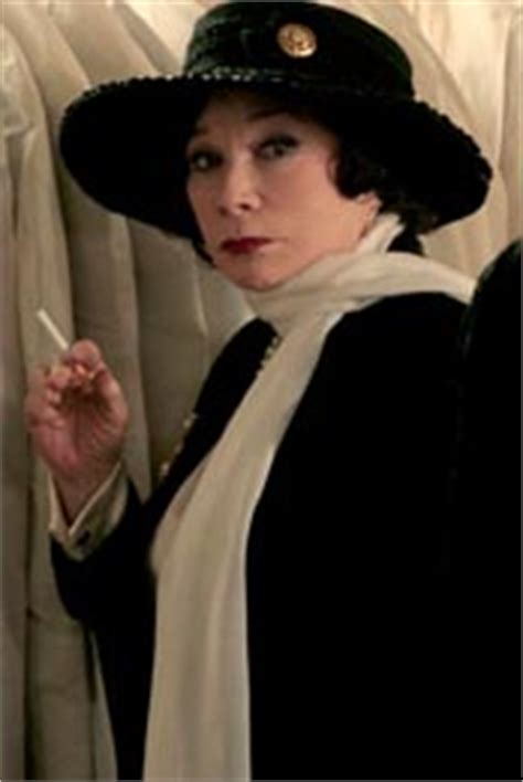 Look Shirley Maclaine As Coco Chanel by Chanel Formentera Lipstick Lip Look