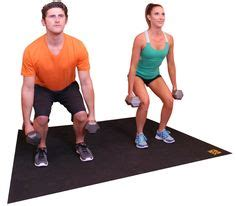 Best Exercise Mat For P90x by Large Exercise Mat Designed For Home Based