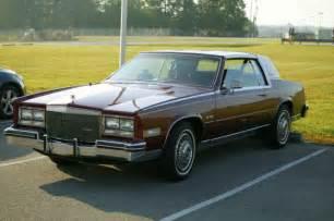 1983 Cadillac Eldorado Value 1983 Cadillac Eldorado Biartitz Coupe 2 Door 4 1l For Sale