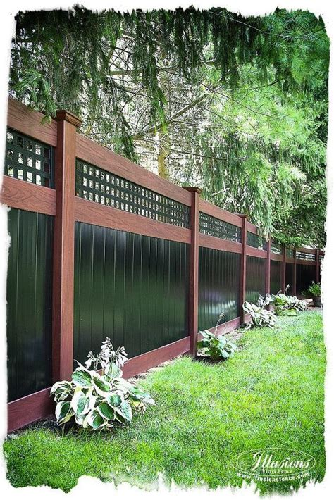 how to build a backyard fence 20 beautiful fence designs and ideas page 10 of 20