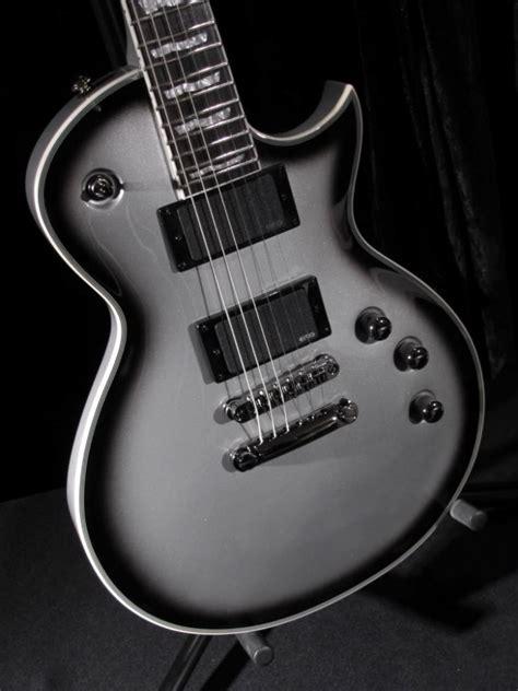 Jual Gitar Custom Esp Ltd Ec 1000 Deluxe Black Cherry esp ltd ec 1000 silver sunburst jimmy market