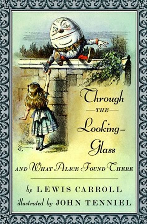 through the looking glass and what found there books through the looking glass and what found there