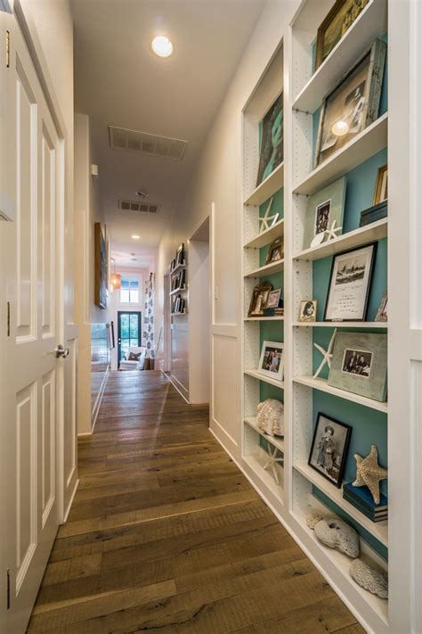 How To Decorate A Long Thin Hallway