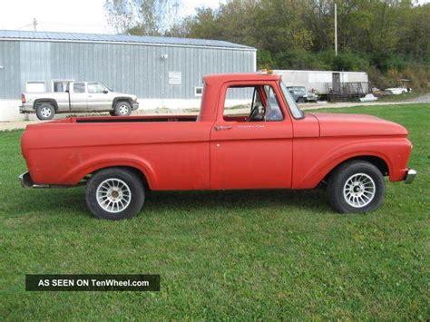 Ford Unibody Truck by 1962 Ford Unibody