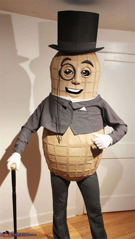 Mr Planters Peanut Costume mr peanut costume costumes for adults and costume design
