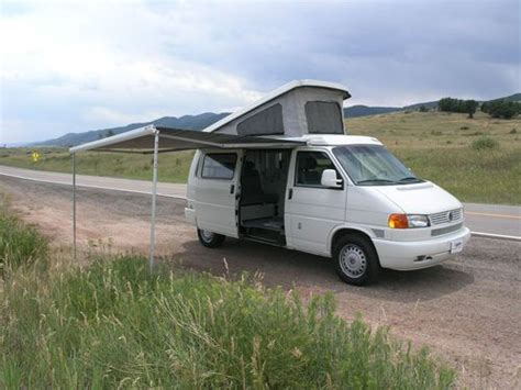 eurovan awning purchase used 201hp new fiamma awning lift and level fresh