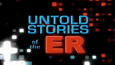 emergency room stories 36 best images about television shows on seasons discovery channel and 2