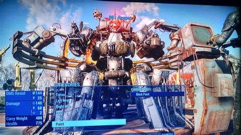 Fallout 4 Automatron Mini Nuke by My Build Robot In Fallout 4 S Automatron Dlc By Eon
