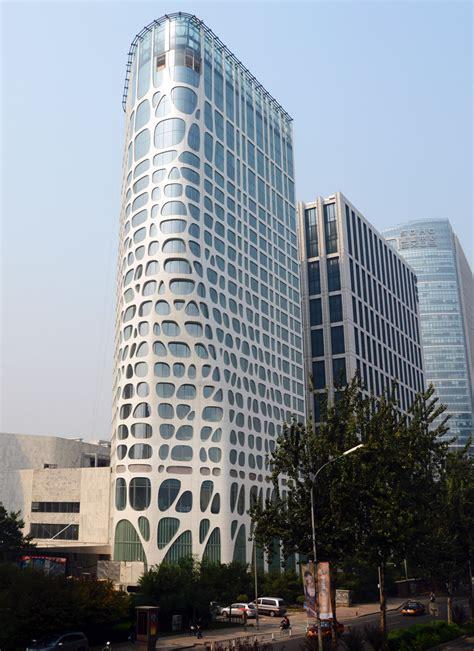 designboom beijing mad architects conrad hotel beijing