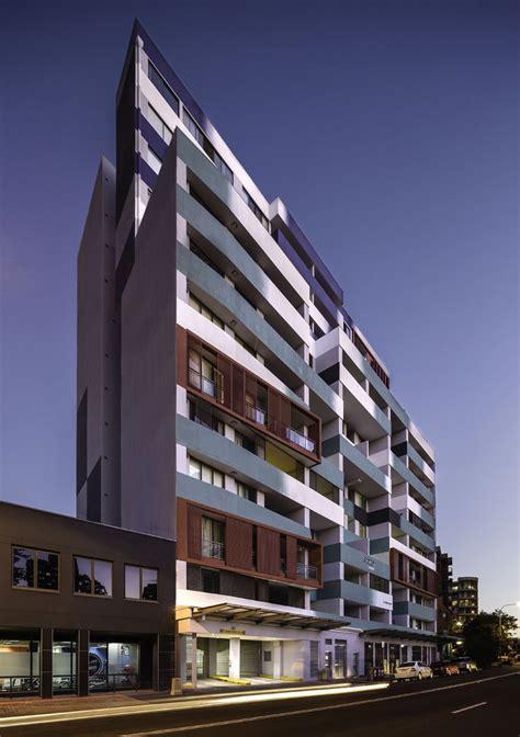 eliza apartments sydney building flats housing e blurred focus apartments in sydney by tony owen partners