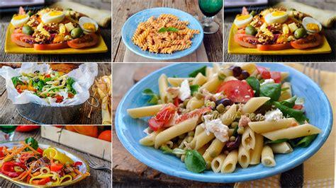 Cucina Facile E Veloce Primi Piatti Primi Piatti Freddi Estivi Facili E Veloci Con Verdure